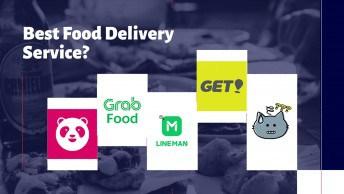 Food Deliver Services in Bangkok