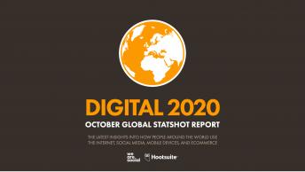 Digital Data report 2020